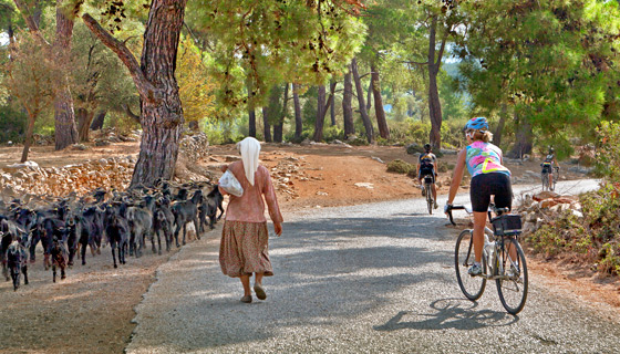 Turkey Biking